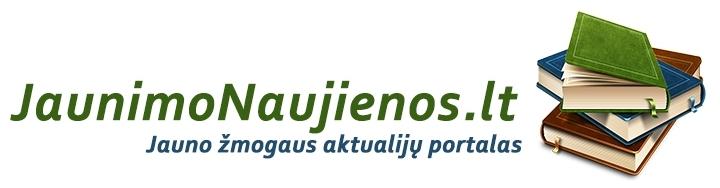 Jaunimonaujienos.lt Logo