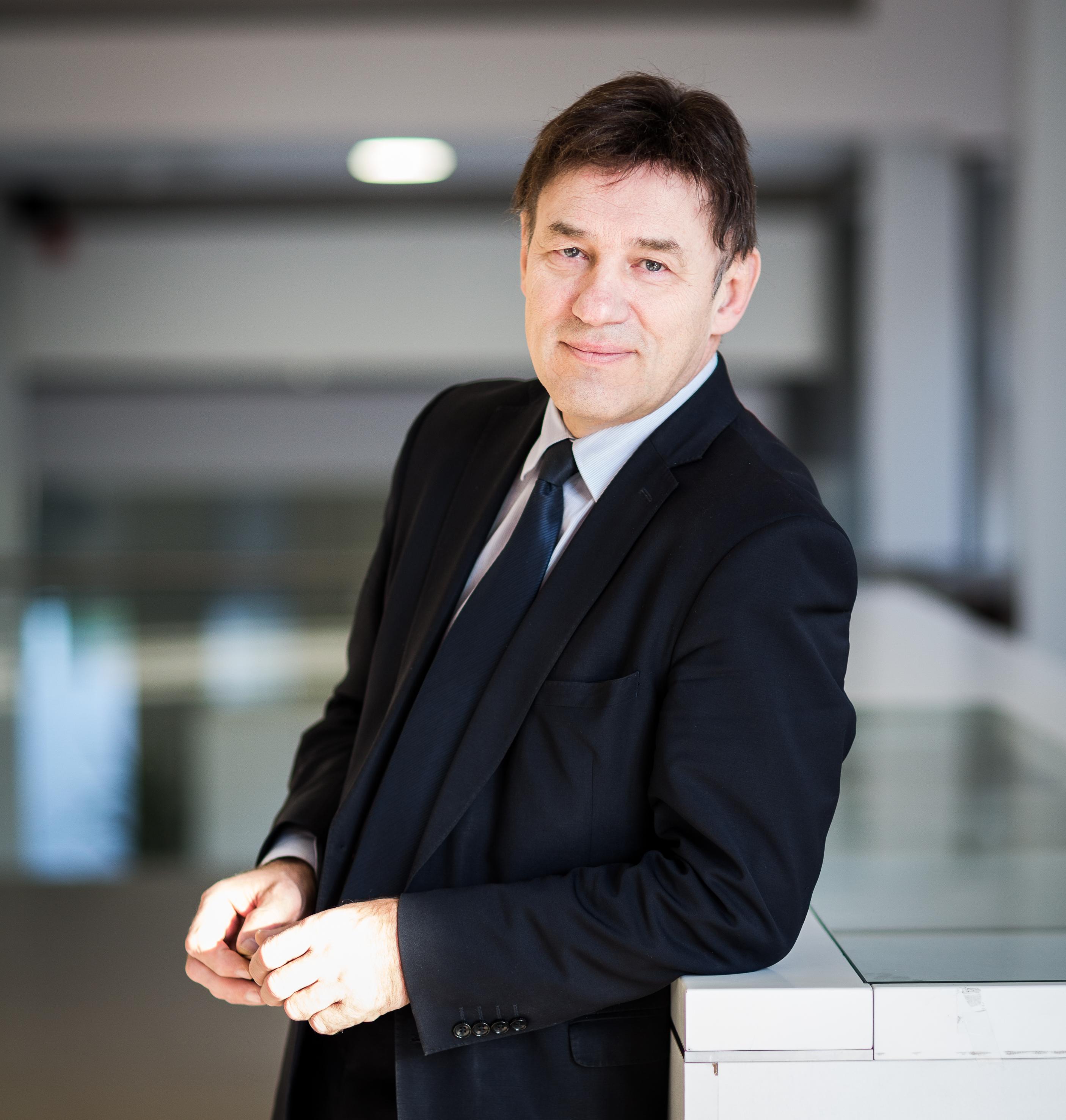 Juozas Augutis by Remigijus Ščerbauskas